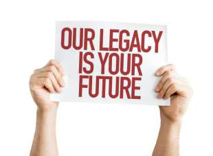Our Legacy Is Our Child's Future