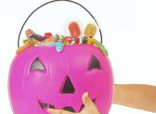 Overloaded With Halloween Candy? Try This and Your Kids Will Happily Donate It!
